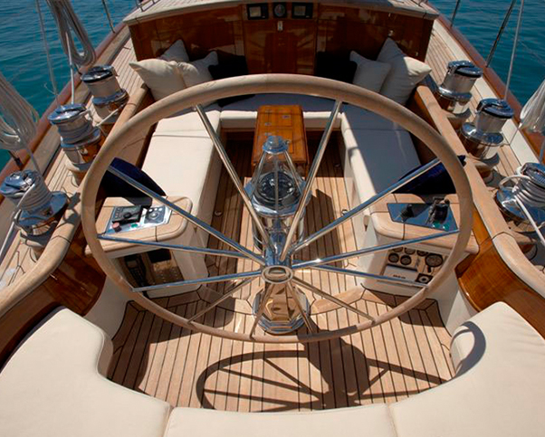 Motor Yacht And Sail Boat Interior Design